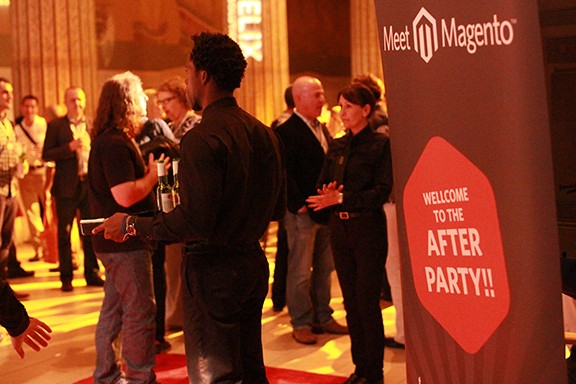 Meet Magento after party