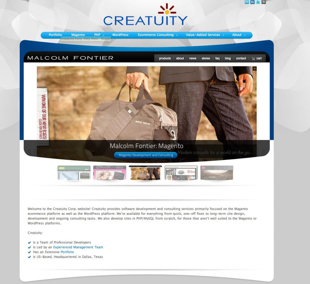 Coming Soon - Much Needed Improvements to Creatuity.com 5
