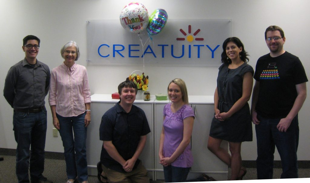 Creatuity's Dallas Team on Administrative Professionals Day