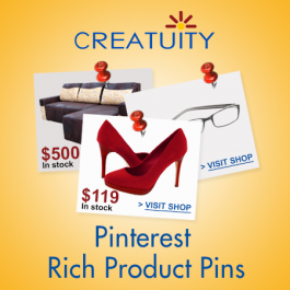 Creatuity First To Release Magento Pinterest Rich Product Pins Extension 1