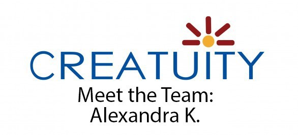 Meet the Team: Alexandra K. 9