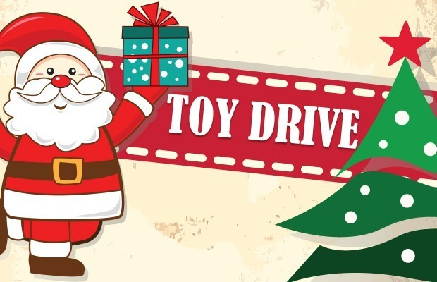 There is Nothing Better than Participating in a Toy Drive! 8