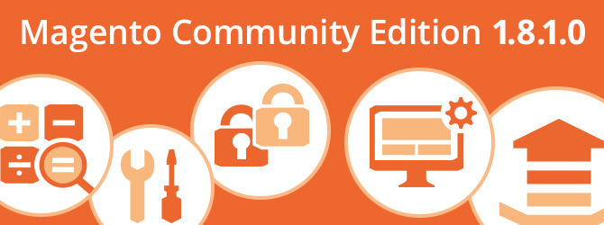 Magento Recently Released Community Edition (CE) 1.8.1 9
