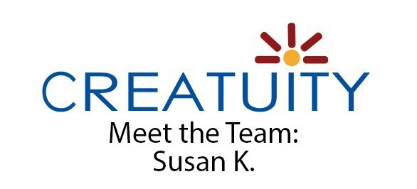 Meet the Team: Susan K. 7