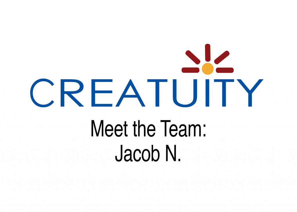 Meet the Team: Jacob  N. 1