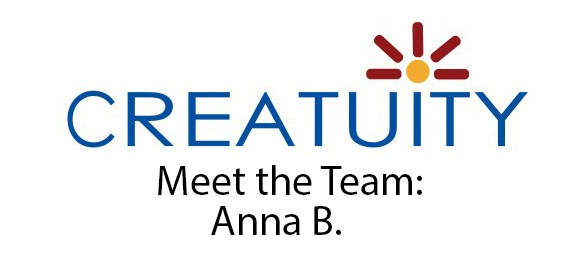 Meet The Team: Anna B. 6