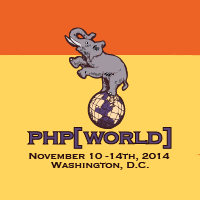 PHP World Presentations and Updates 1