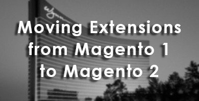 Moving Extensions to Magento 2 Presentation 3