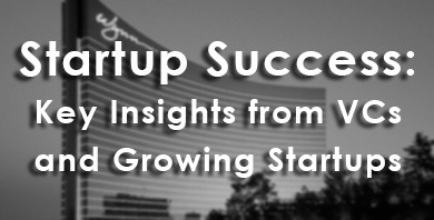 """Startup Success"" Presentation at Imagine 2015 1"
