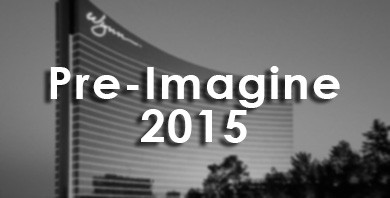 Proud Sponsors of Pre-Imagine 2015 1