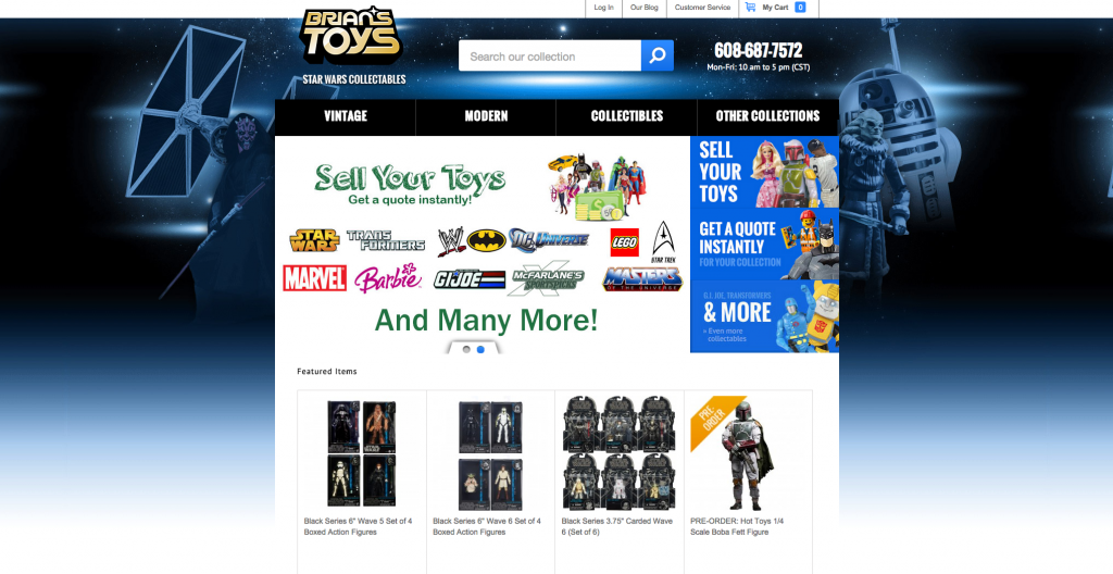 BriansToys.com 1