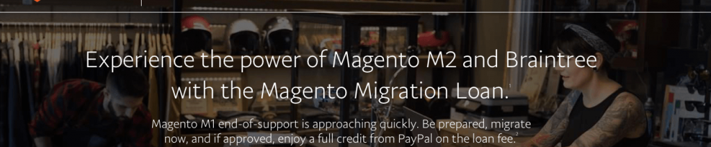 Magento Migration Financing Now Available With Loanbuilder 1