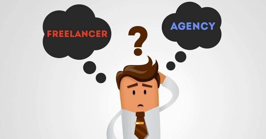 Agency vs. Freelancer: Who Should You Hire 4