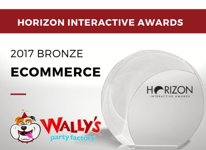 Ecommerce - 2017 Bronze - Wally's