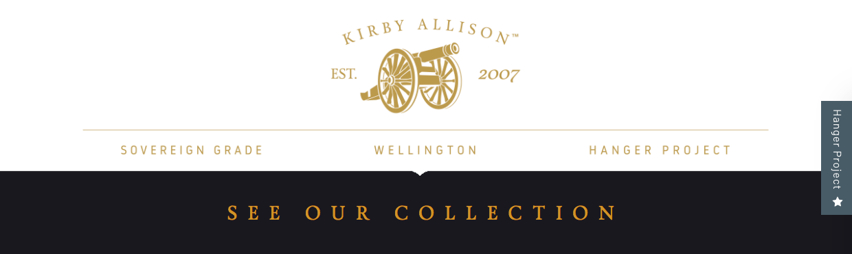 Kirby Allison Goes Live With a New Site Design 6